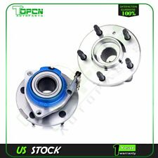 Front Pair Wheel Hub Bearing Assembly For Chevrolet Impala Pontiac Buick Century