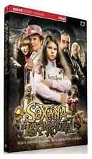 Saxana a Lexikon kouzel (Little Witch on a Broomstick) DVD English subtitles