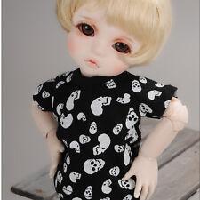 [Dollmore] 1/6 BJD YOSD USD Dear Doll Size - Aston Skull T (Black)
