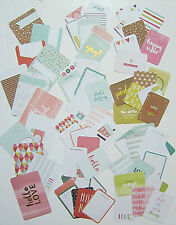 """PROJECT LIFE """"Becky Higgins""""  [LITTLE MOMENTS]  Core Kit Cards  (70 cards)"""