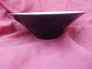 Marks and Spencer SENNEN MIDNIGHT.  Cereal Bowl. Diameter 7 1/4 inches