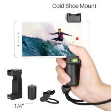 Universal Smartphone Rig, Tripod Mount, Filmmaker adjustable Grip