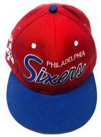 Philadelphia 76ers NBA Mitchell & Ness Snapback Hat
