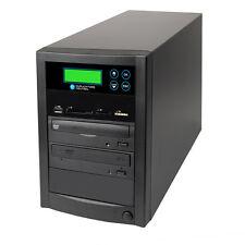 USB SD CF Memory Stick Multimedia to 1 Target DVD CD & Disc Copier Duplicator