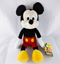 New 2018 Disney's Mickey Mouse Plush 90th Anniversary Stuff Toy by Kohl's