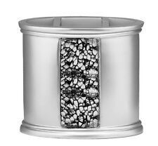 Popular Bath Sinatra Silver Collection - Bathroom Tooth Brush Holder