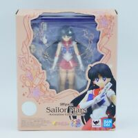 S.H.Figuarts Sailor Mars -Animation Color Edition- BANDAI Figure Sailor Moon