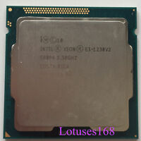 Intel Xeon E3-1230V2 3.3GHz Quad-Core 8M Processor LGA1155 H2 Non-GPU CPU 69W
