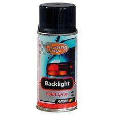 Motip Transparent Spray Schwarz 150ml 00160 Rückleuchten Tönungs Lasur Lack *