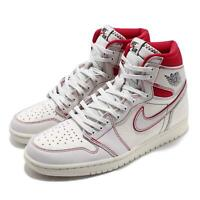 Nike Air Jordan 1 Retro High OG Phantom Sail Red AJ1 Sneakers 555088-160