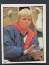 Topps 1981 American Football Sticker No 161 - Phil Simms - Giants (T443)