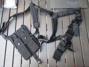 HK German MP5K, SP89 & SP5K Shoulder Holster Magazine Rig – Right Hand