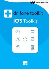 Wondershare Dr.Fone iOS Toolkit Alle Module MAC 1 Jahr Lizenz Download 134,99 !!