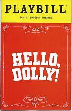HELLO, DOLLY! Playbill OPENING NIGHT BETTE MIDLER DAVID HYDE PIERCE GAVIN CREEL