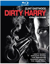 EASTWOOD,CLINT-DIRTY HARRY COLLECTION  (US IMPORT)  Blu-Ray NEW