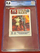 TV Guide v53 #18 May 1, 2005 CGC 9.0 Star Wars Obi Wan Kenobi McGregor Vader