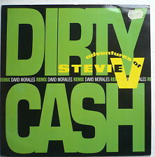 "Adventures Of Stevie V-Dirty Cash (David Morales Remix) - 12""-maxi"