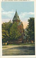 CLIFTON SPRINGS NY - St. John's Episcopal Church