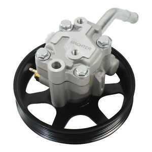 Power Steering Pump Fit For Ford Escape Fit For Mazda Tribute 3.0L 01-07