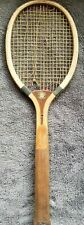 Rare Antique A.G. SPALDING & BROS 1912 ALL COMERS MODEL F Tennis Racquet