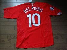 Juventus #10 Del Piero 100% Original Jersey Shirt XL 2006/07 3rd BNWT Rare
