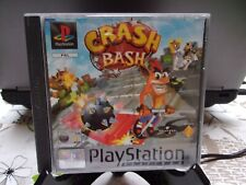 JEU PLAYSTATION 1 - CRASH BASH