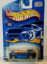 Hot Wheels--Deora II--2000 Collector #243 NIP