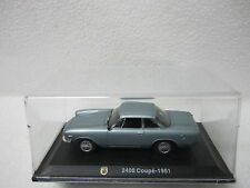 2400 Coupe - 1961 - ESC.-1/43 - ABARTH COLLECTION - HACHETTE - CARS