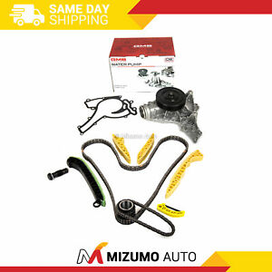 Timing Chain Kit Water Pump Fit Mercedes-Benz C230 C280 C300 C350 CLK350 3.0 3.5