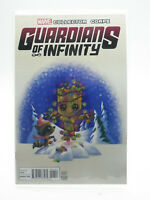 Marvel Collector Corps Guardians of Infinity #1 Variant FN/VF Free Shipping
