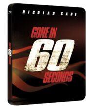 Nur noch 60 Sekunden Gone in 60 Seconds Nicolas Cage Blu Ray Steelbook Limitiert