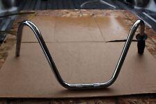 "Harley 7/8"" Custom Handle Bars With Grip High Rise Triumph BSA English (U-1967)"