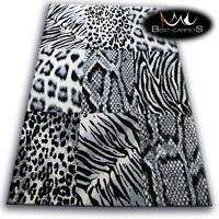 ORIGINAL ANIMAL THEME CARPETS 'FLASH' SAFARI Print Area CHEAP Rugs Carpet