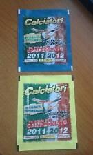 2 bustine film campionato Calciatori Panini  2011-2012 da  V1  a  V16