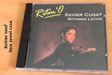 Xavier Cugat - Rythmes Latins - Ritm'O - 19 titres - Boitier neuf - CD