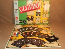Cluedo/Clue 8-11 Years Vintage Board & Traditional Games