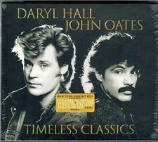Daryl Hall and John Oates - Timeless Classics (CD) New Greatest Hits (18)