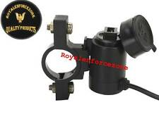 UNIVERSAL ROBOTEK MOTORCYCLE BIKE USB MOBILE CHARGER FROM ROYALENFORCEZONE