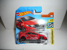 HONDA CIVIC TYPE R 2016 HOT WHEELS 1/64