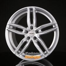 4 llantas de aluminio CARMANi ca 13 twinmax Bright Silver (BS) 8x18 et45 5x114,3 ml72, 6 ne