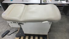 Midmark 625 Power Exam table with Footswitch 625*395121 Series Tan