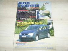 REVUE TECHNIQUE AUTO EXPERTISE N° 227 VOLKSWAGEN TOURAN