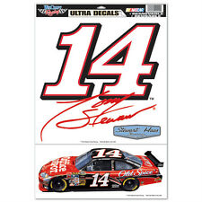 "TONY STEWART #14  NASCAR 2011 CHAMPION 11"" X 17"" MULTIPLE ULTRA DECAL"
