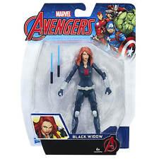 Marvel Avengers Black Widow 6 Inch Basic Action Figure *BRAND NEW*