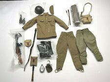TOY CITY/ALERT LINE/DRAGON 1/6 WW2 RED ARMY/RUSSIAN/SOVIET INFANTRYMAN SET2