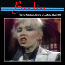 BERLIN @LIVE'83 CD-2 Terri Nunn,Blondie,Nena,Go-Go's,The Fixx,Motels FEMALE ROCK