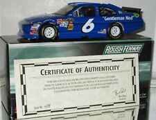 2011 David Ragan UPS Ned Jarrett Hall Of Fame AUTOGRAPHED 1/24 car#418/757 W/COA