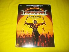 DSR1 SLAVE TRIBES DARK SUN DUNGEONS & DRAGONS AD&D 2ND EDITION TSR 2404 - 1 NM+