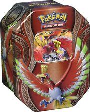 Ho-Oh Gx Tin | Factory Sealed Pokemon [4 Booster Packs]