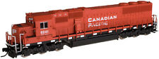 ATLAS 49157 N Scale SD60 CP 6240 (Canadian Pacific) +DCC - Brand New C-10 Mint